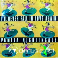 Pamela Nightingale - I'll Never Fall In Love Again (Vinyl, 12'') 1985