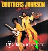 Brothers Johnson - Right On Time LP - 1977