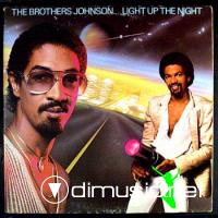 Brothers Johnson - Light Up The Night LP - 1980