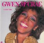 Gwen McCrae - On My Way LP - 1982