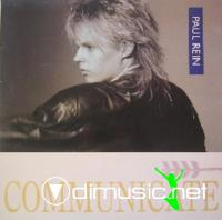 Paul Rein - Sex / Communicate (Vinyl, 12'') 1987