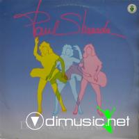 Paul Sharada - Dancing All The Night (Vinyl, 12'') 1984