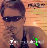 Phil Sun - Dancining On The Beach (Vinyl, 12'') 1985