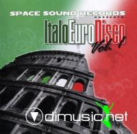 Various - Space Sound Records Presents Italo Euro Disco Vol. 1 (2010)