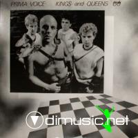 Prima Voice - Kings And Queens (Vinyl, 12'') 1983