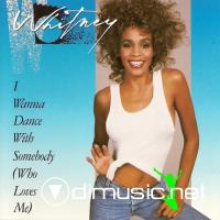 Whitney Houston - I Wanna Dance With Somebody (Maxi CD Single) (Lossless)