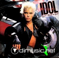 Bill Idol - Don't Need A Gun (Maxi Single) (1987) (Lossess)