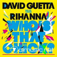David Guetta Feat. Rihanna - Who's That Chick (Maxi CD Single) (Lossless))
