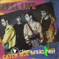 Real Life - Catch Me I'm Falling (Vinyl, 12'') 1983