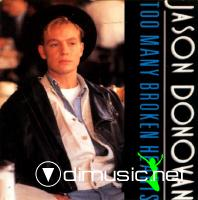 Jason Donovan - Too Many Broken Hearts (Maxi CD Single) (Lossless)