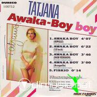 Tatjana - Awaka Boy (Maxi CD Single) (Lossless)