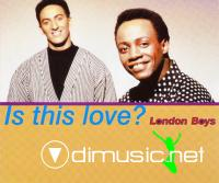 London Boys - Is This Love? (Maxi CD Single) (Lossless)