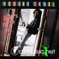 Robbie Nevil - Wot's It To Ya (Vinyl, 12'') 1986