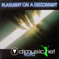 Rofo - Flashlight On A Disconight (Vinyl, 12'') 1983