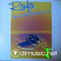Rofo - You've Got To Move it On (Vinyl, 12'') 1984
