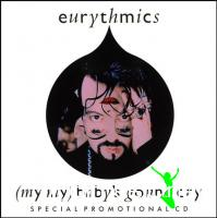 Eurythmics - (My My) Baby's Gonna Cry (Promo Maxi CD Single) (Lossless)
