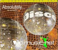 Various - Absolutely...The Very Best Of Disco (3CD)-1997
