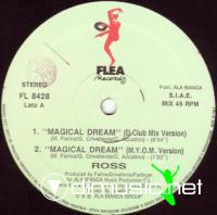 Ross - Magical Dream (Vinyl, 12'') 1989