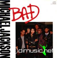 Michael Jackson - Bad (U.S. Promo Maxi CD Single) (Lossless) (WAV)
