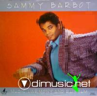 Sammy Barbot - Music, Harmony And Rhythm (Vinyl, 12'') 1985