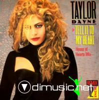 Taylor Dayne - Tell It To My Heart (12