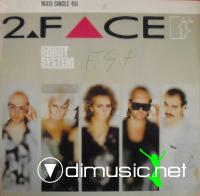 Second Face - Robot System (Vinyl, 12'') 1986
