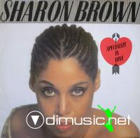 Sharon Brown - Specialize In Love (Vinyl, 12'') 1982