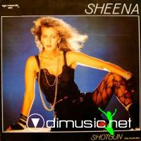 Sheena - Shotgun (The Pre-Re-Mix) (Vinyl, 12'') 1988