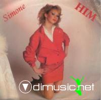 Simone - Him / My Man Must Be American (Vinyl, 12'') 1984