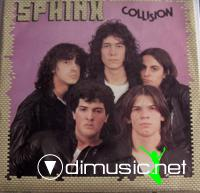 Sphinx - Collision (Vinyl, 12'') 1982
