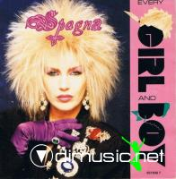 Spagna - Every Girl And Boy (Vinyl, 12'') 1988