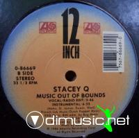 Stacey Q - Music Out Of Bounds (Vinyl, 12'') 1986