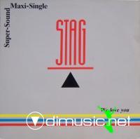 Stag - We Love You (Vinyl, 12'') 1988