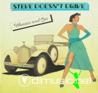 Steve Doesn't Drive - Woman And Car (Vinyl, 12'') 1983