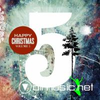 VA - Happy Christmas Vol. 5 (2010)