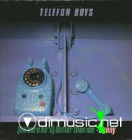 Telefon Boys - (Be Sure He's) Better Than Me (Vinyl, 12'') 1985