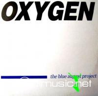 The Blue August Project - Oxygen (Vinyl, 12'') 1987