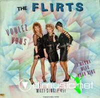 The Flirts - Voulez Vous-I Wanna Wear Your Ring (Vinyl, 12'') 1985