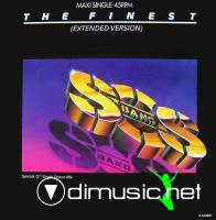 The SOS Band - The Finest (Vinyl, 12'') 1986