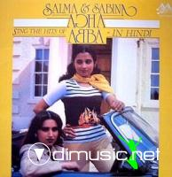 Salma & Sabina - Agha Salma & Sabina Sing The Hits Of Abba In Hindi - 1981