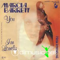 Marcia Barrett - You-I'm Lonely - Single 7'' - 1980