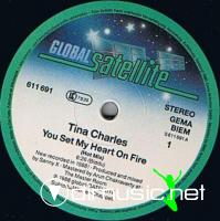 Tina Charles - You Set My Heart On Fir (Vinyl, 12'') 1988
