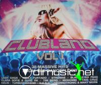 VA - Clubland Vol. 1 [2CD] (2010)