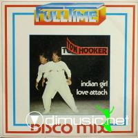 Tom Hooker - Indian Girl / Love Attack (Vinyl, 12'') 1984