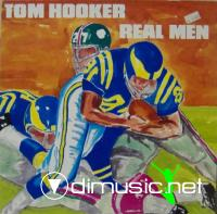 Tom Hooker - Real Men (Vinyl, 12'') 1985
