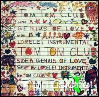 Tom Tom Club - Genius Of Love (Vinyl, 12'', Promo) 1981