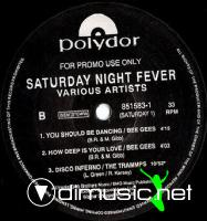 Saturday Night Fever - Non Stop LP - 1977