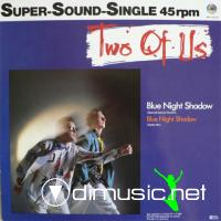 Two Of Us - Blue Night Shadow (Vinyl, 12'') 1985