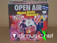 OPEN AIR - Mama Goes Jamaica MAXI POP ROCK ( Wanted)