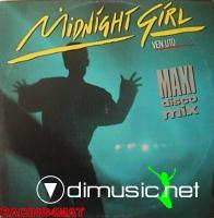 Ven-Uto / Noe Willer - Midnight Girl (Vinyl, 12'') 1986